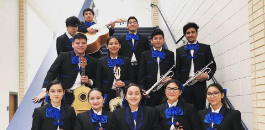 Four FWISD Bands Headed to Mariachi State Finals