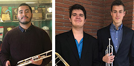 Three FWISD Students Selected to All-State Band Ensembles