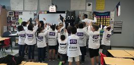 TCU Brings Math and Science to Life for Westpark ES Third-graders