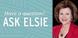 Ask Elsie -- October 18, 2018