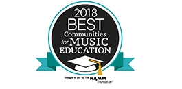 FWISD Named Best Community for Music Education Fifth Straight Year