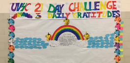 BMHS UV4C Group Launches 21 Days of Gratitude