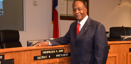 Reception Set to Honor Retired Board Trustee Dr. T.A. Sims