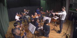 FWISD Student Musicians Featured in B Sharp Video