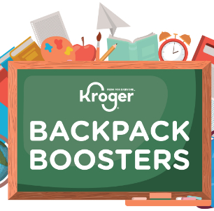 Kroger Backpack Booster Drive Underway