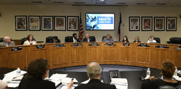 Board Meeting Set for September 24