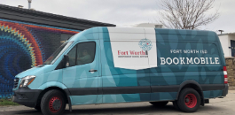 Bookmobile Hits Road to Tell Families About Fort Worth ISD Full-Day Pre-K and Kindergarten