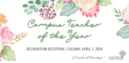 Fort Worth ISD Selects Finalists For District Teachers Of The Year