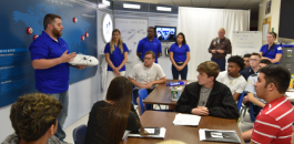 Lockheed Martin Surprises Local Students With Top-Secret Project