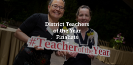 Fort Worth ISD Teachers of the Year and Finalists