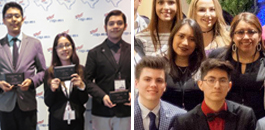 Paschal, South Hills HS Students Advance to FBLA National Contest