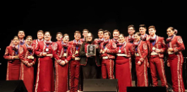 North Side HS Wins Inaugural FWSSR Mariachi Competition