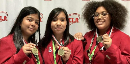 FWISD CTE Students Clinch Top Prizes at National Contests