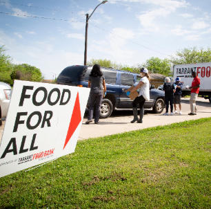 Tarrant Area Food Bank Partners with Sponsors and Fort Worth ISD to Feed More Than 1200 Families