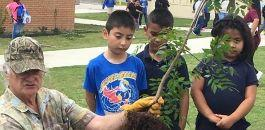 Earth Day Celebration at Springdale Elementary