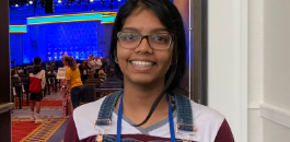 McLean Eighth-Grader Advances to Scripps National Spelling Bee Finals