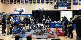 Four FWISD Teams Qualify for Region Robotics Contest