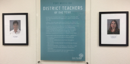 Campus Teacher of the Year Selections Due January 18