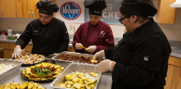 You, Too, Can Make the Appetizers Served at Fort Worth ISD's Whiz Quiz