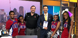 Southwest HS Alumnus Becomes New WFAA Anchorman