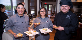 FWISD Culinary Students Recognized by la Madeleine French Bakery and Café