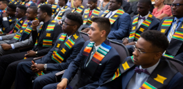 MBK to Present Graduating Seniors with Stoles