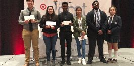 Four FWISD Students Receive $5,000 College Scholarships