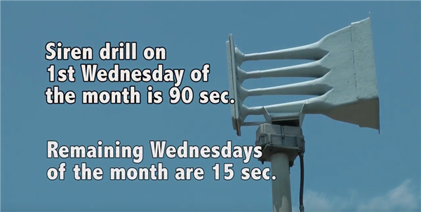 Did You Know? – Fort Worth Outdoor Warning System