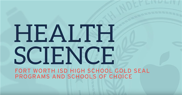 Gold Seal Students Get a Head Start on Health Science Careers
