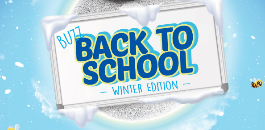 Free School Supplies, Winter Gear Available at Buzz Back to School Winter Edition Event