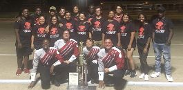 Southwest High School Drumline Named  2017 Novice Grand Champion in North Texas Competition
