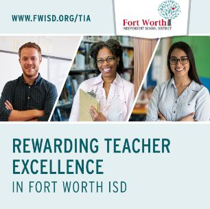 FWISD Announces a New Path to Increase Teachers' Earnings