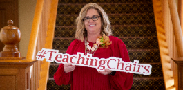 FWISD Teaching Chair Says Little Things Add Up to Biggest Teacher Rewards