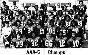 teamphoto steers 1979
