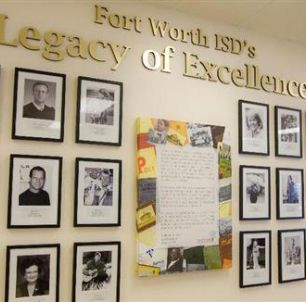 Need to Be Inspired? Check Out FWISD's Wall of Fame Online