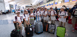 FWISD Student-Athletes Travel to Italy for Youth Sports Games