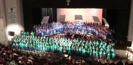 Students Shine in 20th Annual Elementary Music Festival