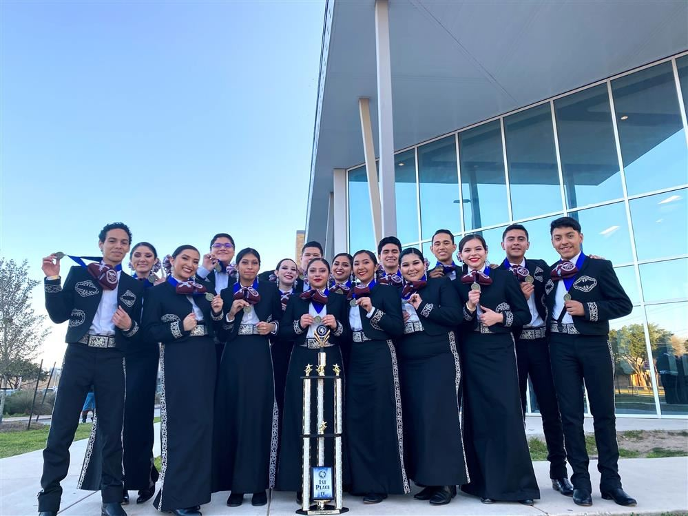 North Side HS JV Mariachi Ensemble Wins State Title