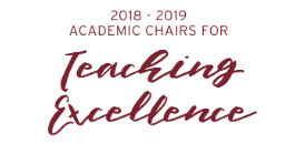 FWISD Announces 2018-2019 Chairs For Teaching Excellence