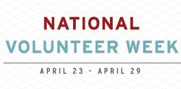 Fort Worth ISD Celebrates National Volunteer Week April 23-29