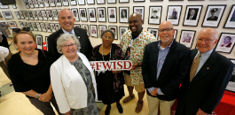 FWISD Welcomes Six New Members to the Wall of Fame
