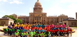 Waverly Park Elementary Fourth-Graders Travel to Austin on an Education in Action Discover Texas Field Trip