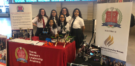 YWLA, Southwest HS Participate In STEAM Carnival CTE Day