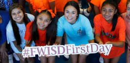 FWISD's New Back-to-School Commercials Are on TV!