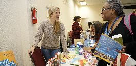 More Than 200 Attend Family Communications Resource Fair