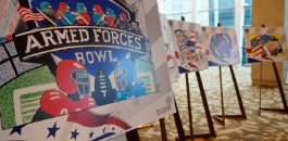 FWISD Joins Lockheed Martin Armed Forces Bowl Events for Seventh Straight Year