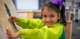 Pre-K and Kinder Roundup Makes It Easy for Parents to  Enroll Children for Early Learning Programs