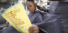 """Reading with Barbers"" Program Featured in Star-Telegram Story"