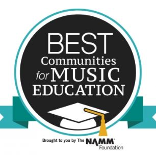 Fort Worth ISD's Music Education Program Receives National Recognition for the 7th Year in a Row!