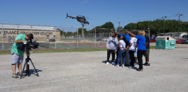 New Dunbar HS Class Allows Students to Gain Drone License